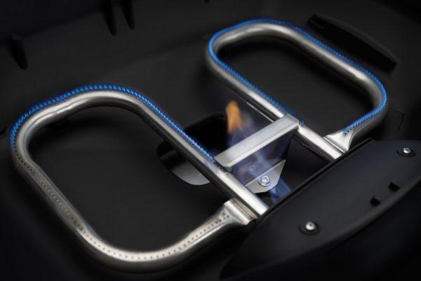 Портативный газовый гриль Наполеон TravelQ-285 горелка 2