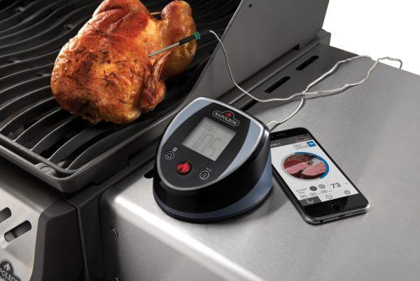 Беспроводной цифровой Bluetooth термометр 70077 Наполеон 2