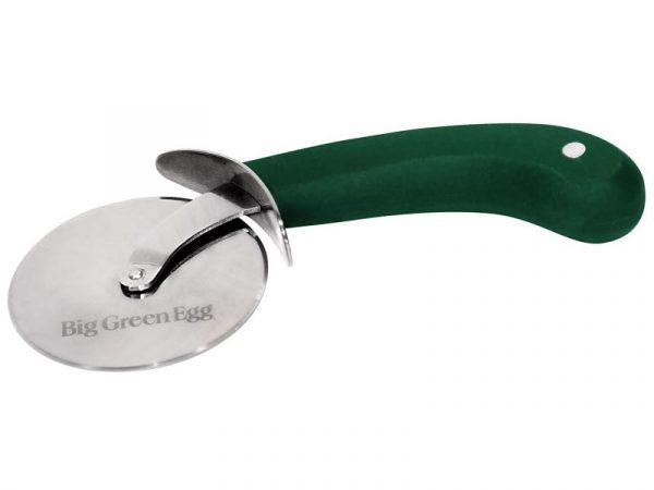 Нож для пиццы, колёсико нерж.сталь, зелёная ручка RPC Большое Зеленое Яйцо