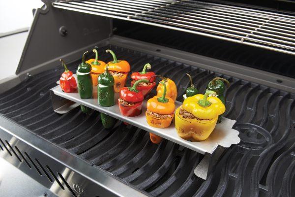 Подставка для запекания томатов и перцев, малая Наполеон использование