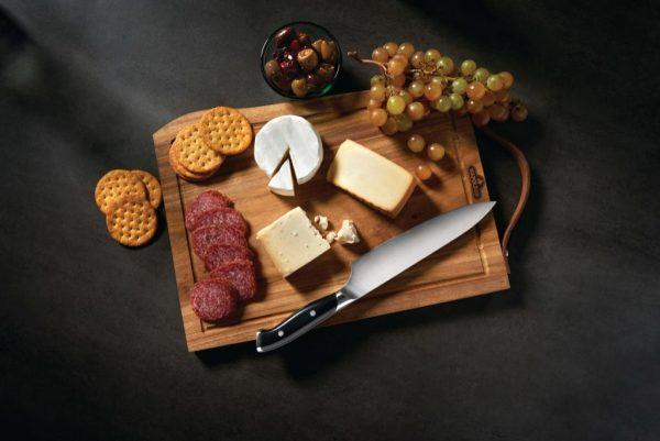 Разделочный набор (2 предмета: доска + нож) 70039 Наполеон 1