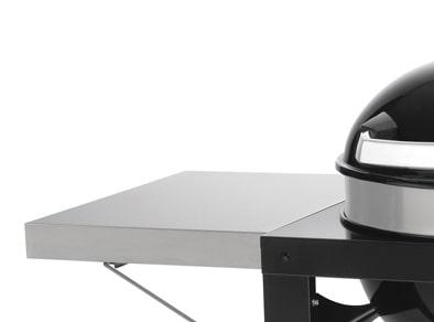 Угольный гриль Наполеон PRO22K-CART Столик