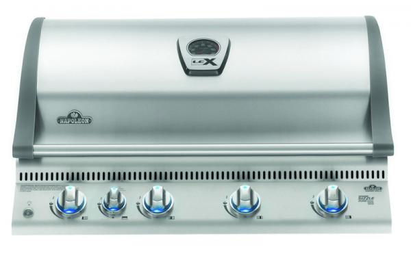 Встраиваемый газовый гриль Наполеон BILEX-605