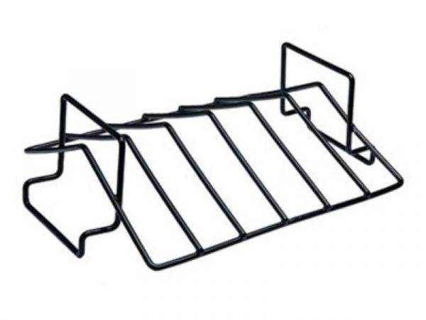 Большая V-образная решетка для приготовления ребер Примо
