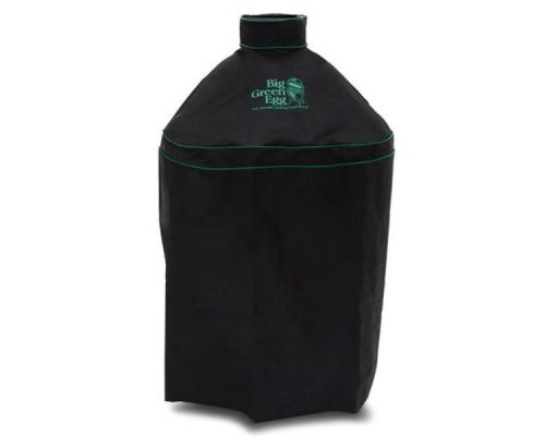 Чехол Премиум вентилируемый чёрный для Big Green Egg L на подставке