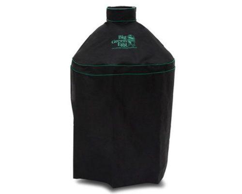 Чехол Премиум вентилируемый чёрный для Big Green Egg M на подставке