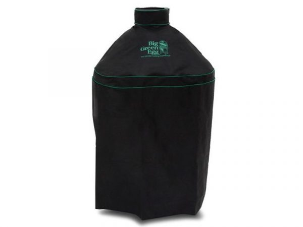 Чехол Премиум вентилируемый чёрный для гриля XL на подставке Большое Зеленое Яйцо