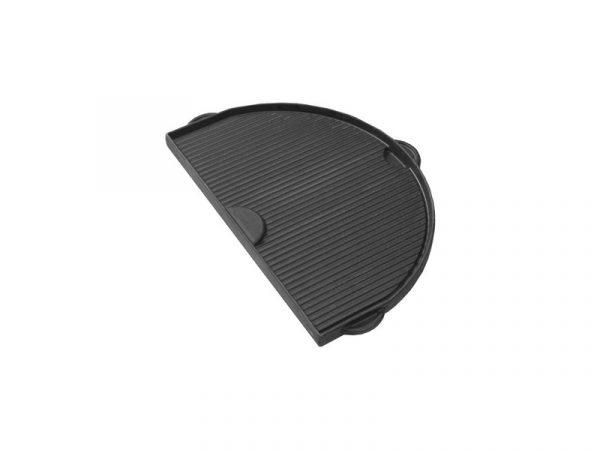 Чугунная сковорода двухсторонняя в форме полумесяца для Примо Овал 400 (XL) (1 шт.)