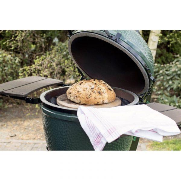 Камень керамический для выпекания XL Большое Зеленое Яйцо 2
