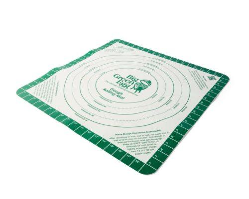 Коврик силиконовый гибкий с разметкой для раскатки теста для пиццы