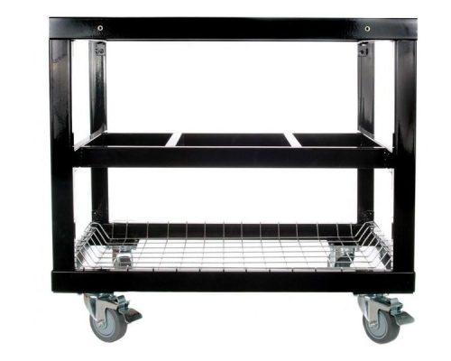 Металлическая тележка (без столешницы) для Primo Oval 400 (XL) и 300 (FAMILY)