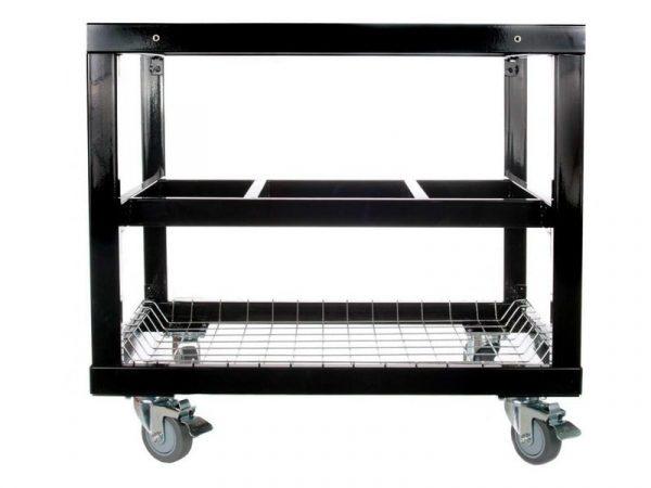 Металлическая тележка (без столешницы) для Примо овал 400 (XL) и 300 (FAMILY)
