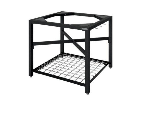 Подставка модульная (базовая) для гриля Биг Грин Эгг ХL, цвет черный