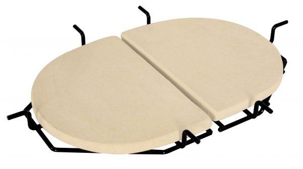 Полка для рефлектора и под емкость для стекания жира для Примо Овал 400 (XL) (2 шт.) 2