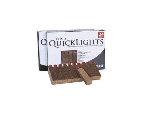 Primo Quick Lights — спички для розжига угля (24 шт.)