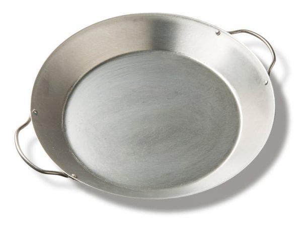 Сковорода-Гриль Паэлья для гриля XXL/XL/L, круглая, 2 ручки, 3.8л