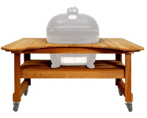Стол дубовый для Primo Oval 400 (XL), Royal Grills