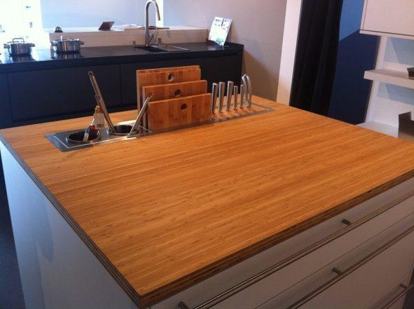 Модуль для ножей, бамбук (Р23013) фото 1
