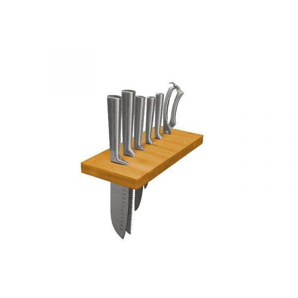 Модуль для ножей, бамбук (Р23013) фото