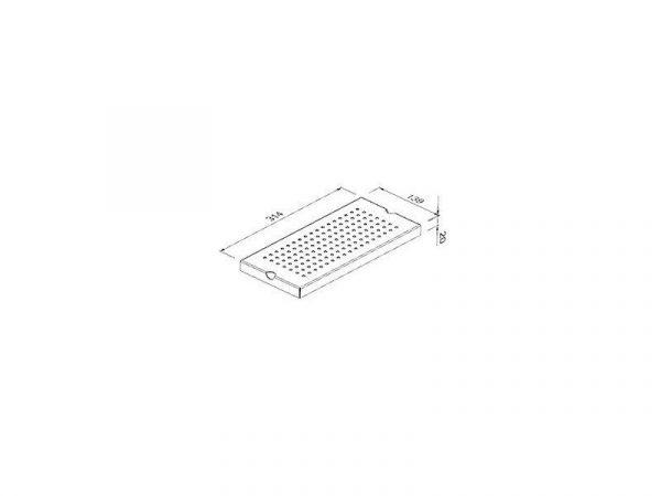 Модуль для сушки бокалов (Р23037) фото