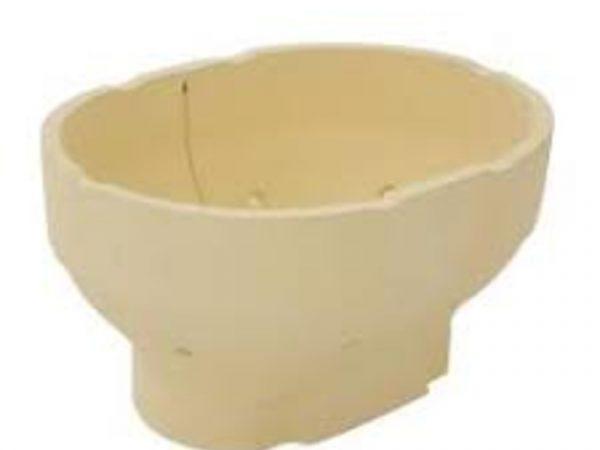 Внутренняя керамическая чаша для Примо Овал L (Family)
