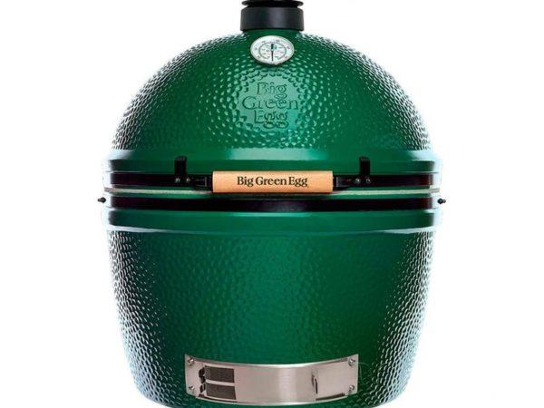Гриль большое зеленое яйцо