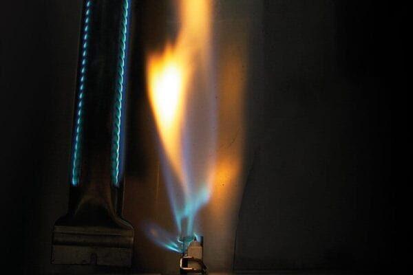 Газовый гриль Наполеон-410 поджиг