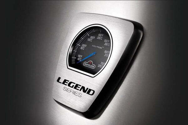 Газовый гриль Наполеон Легенд-325 термометр