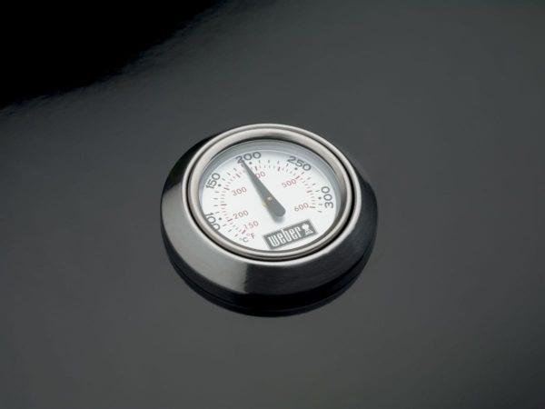 термометр в Гриле угольном Вебер Performer Original GBS 57 см черный