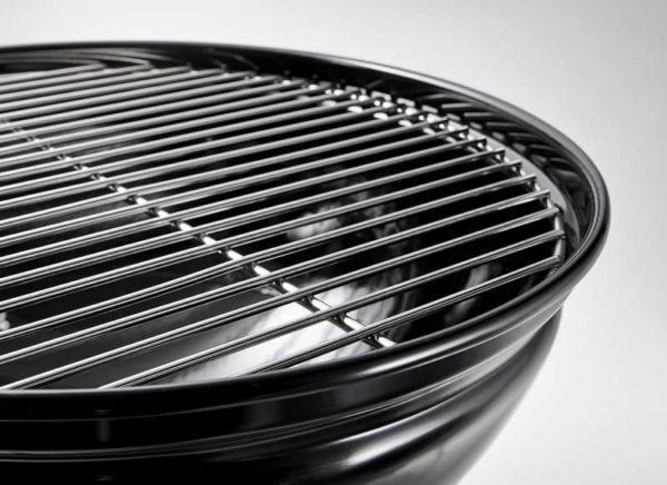 Угольный гриль Вебер Smokey Joe Premium 37 см черный