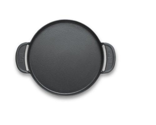 Чугунная сковорода Weber для решетки Gourmet BBQ System