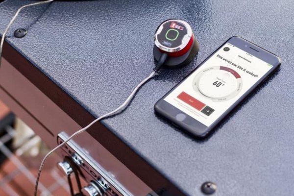 Цифровой термометр iGrill Mini Вебер