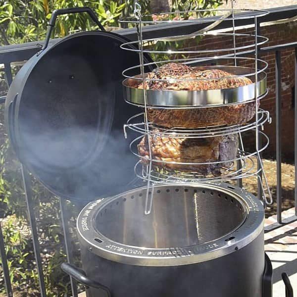 Газовый гриль-коптильня Чар Броил BIG EASY