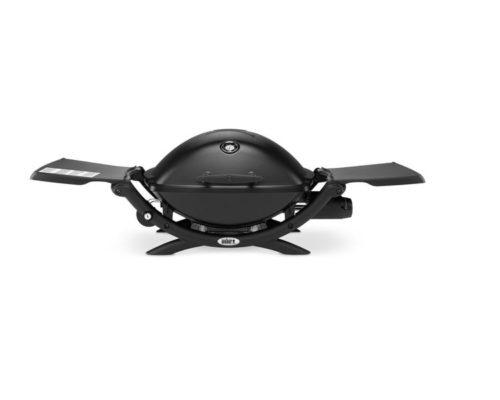 Газовый гриль Weber Q 2200 черный