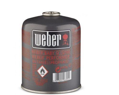 Газовый картридж для грилей Weber Q-100- /1000 и Performer Deluxe GBS Gourmet