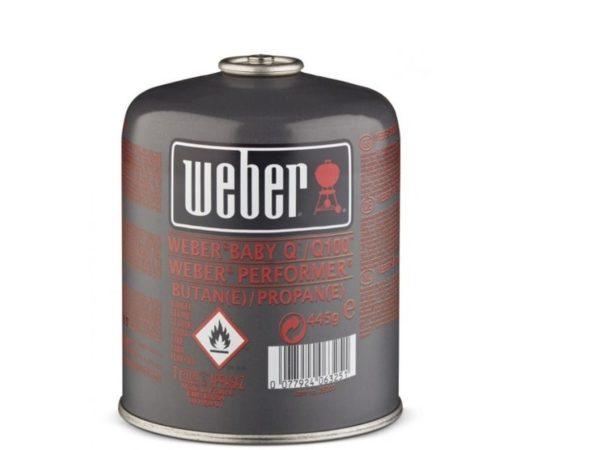 Газовый картридж для грилей Вебер Q-100- /1000 и Performer Deluxe GBS Gourmet