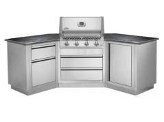 Модульные гриль-кухни