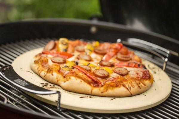 Камень для пиццы-Gourmet BBQ System Вебер