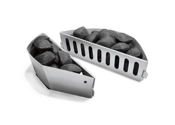 Комплект лотков-разделителей для угля Вебер