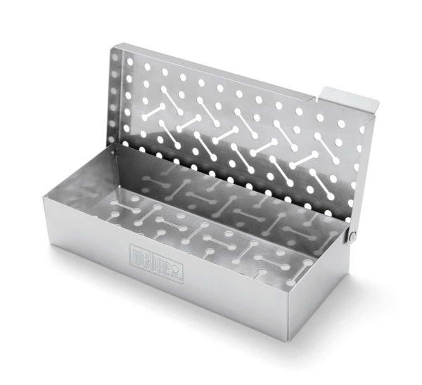 Контейнер для копчения вебер нерж.сталь