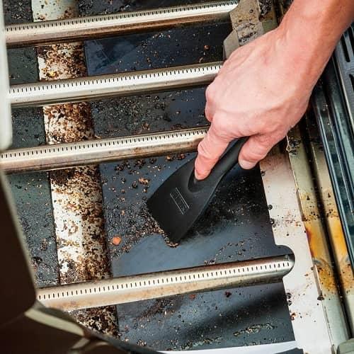 Набор для чистки газового гриля Вебер 2 предмета