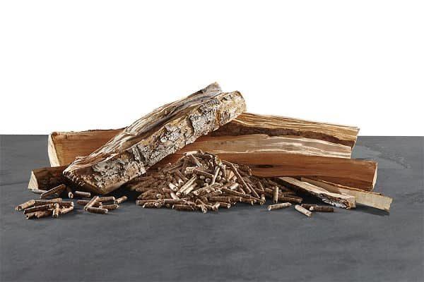 Пеллеты древесные Вебер Яблоко