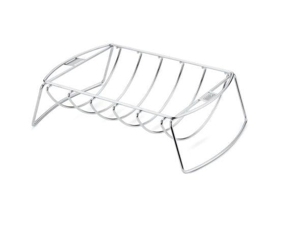 Подставка для ребрышек Вебер 2-в-1