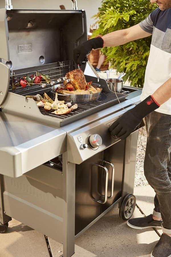 Ростер для курицы -Gourmet BBQ System Вебер