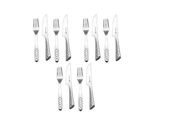 Столовые приборы для стейка Вебер Deluxe 12 предметов