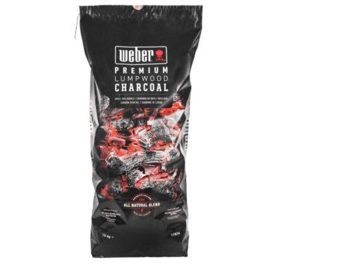 Уголь Премиум Weber 10 кг