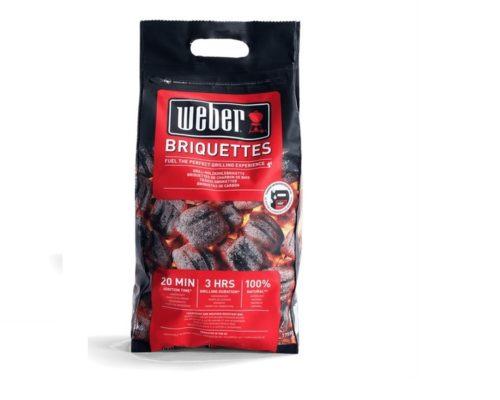 Уголь Weber 4 кг