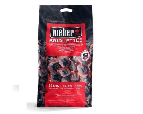 Уголь Weber 8 кг
