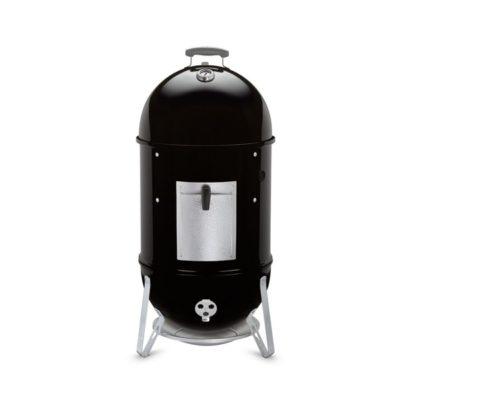 Угольный гриль-коптильня Weber Smokey Mountain Cooker 47 см черный