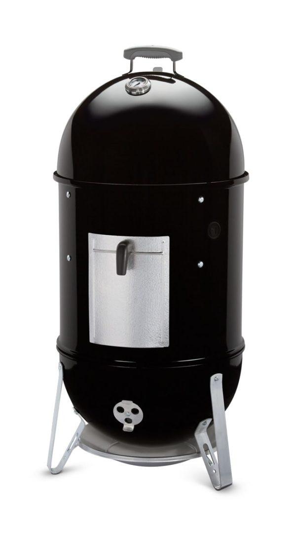 Угольный гриль Вебер Smokey Mountain Cooker 47 см черный